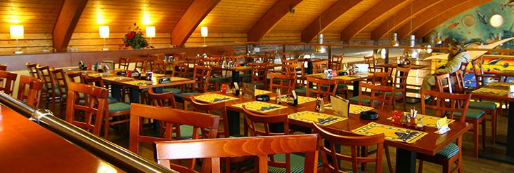 Restaurant & Café Manta, Prague
